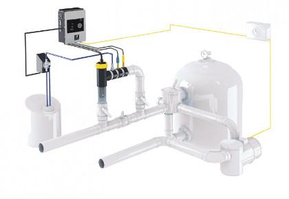 Sós-vízkezelő rendszer