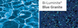 Bi-Luminite Blue Granite